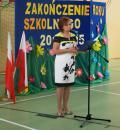 Uroczyste zakończenie roku szkolnego 2014/2015